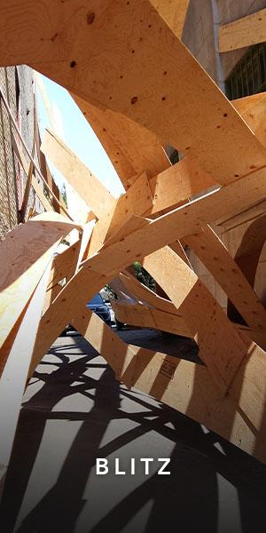 Projet architectural Blitz